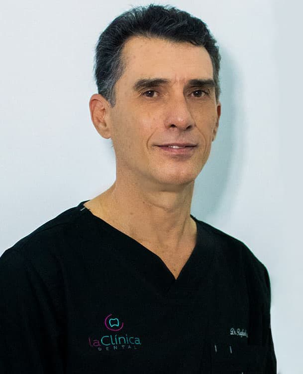 Foto Dr. Rafael Prato - Clinica Dental